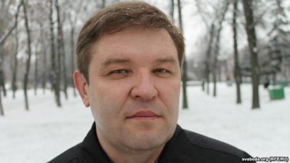 Гісторык, кандыдат навук Уладзімер Ляхоўскі