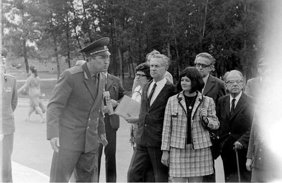 У ноч на 21 жніўня 1968 г. войскі Варшаўскай дамовы ўступілі ў Чэхаславакію