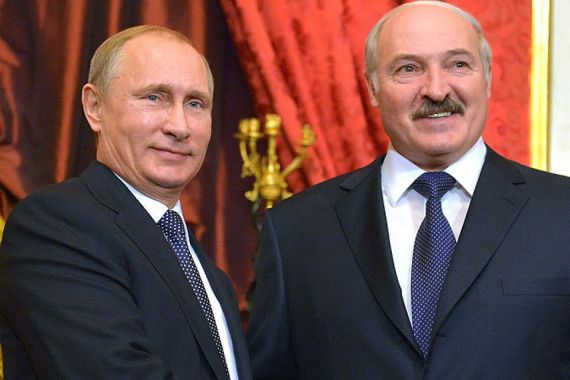 Белоруссия не останется в стороне от глобальных процессов, и ей так же придется определяться (фото: Алексей Дружинин/РИА «Новости»)