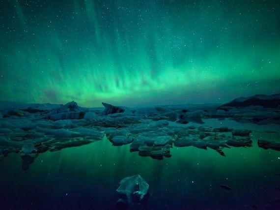 Танцы на льду, Исландия
