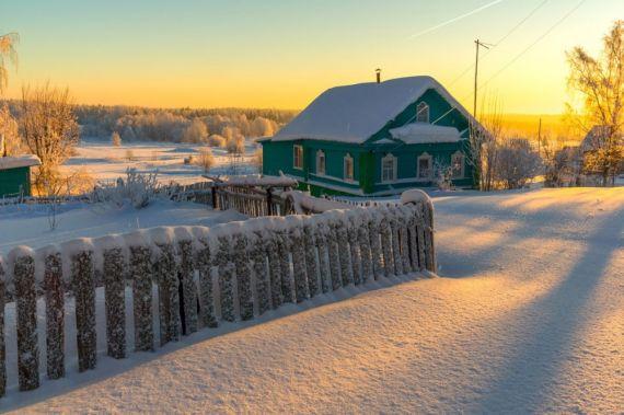 Деревенька, Россия