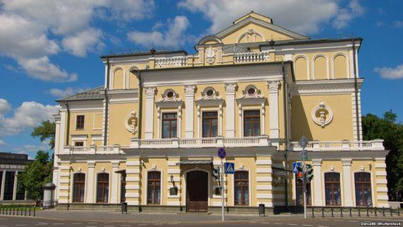 Купалаўскі тэатар, фота ©Shutterstock